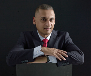 Pragasen Moodley, director of Oracle University, Africa